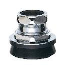 三栄水栓 【トイレ用 大便器スパッド】 パイプ径32mm用 H80-5-32