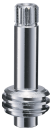 三栄水栓 【水栓スピンドル】 長さ48mm PU36-1L-13