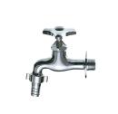 三栄水栓 【カップリング横水栓】 呼び13 ホース接続部の直径16.5mm POS付 JY30J-13