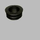 三栄水栓 洗面排水トラップ部品 クリーンパッキン パッケージ入り PH70-90-25B