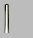 SANEI 【排水栓、U管の接続】片ツバ直管 パイプ径25×長300mm H70-64-25X300