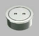 三栄水栓 悪臭を防ぐ防臭パッキン付の掃除口 兼用掃除口 VP・VUパイプ兼用