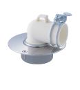 SANEI 洗濯機ホース用の排水口取り付けパーツ 洗濯機排水口 VP・VUパイプ兼用