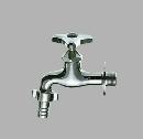 SANEI 【カップリング横水栓】 呼び20 ホース接続部の直径21mm POS付 JY30J-20