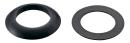 SANEI 【洗面器用排水栓取付用】排水栓取付パッキン 排水管径32mm用 PP42-14S-32