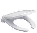SANEI 【洋式トイレの取替え用便座】 前割暖房便座 ホワイト PW9071-W