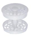 三栄水栓 【洗面器排水口用】 洗面器洗髪ゴミ受 PH394-1