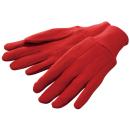 ハイポネックス手袋 ジャージーフィット TGL101 レディース用 レッド
