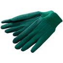ハイポネックス手袋 ジャージーフィット TGL101 レディース用 グリーン