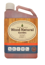 ウッドナチュラル 〜ガーデン〜 ブリティッシュレッド 0.7kg <ラティスやウッドデッキに最適サイズ>