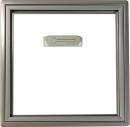 ホーム床点検口 廉価スタンダードタイプ HDCN30型 ステンカラー