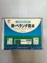 床・ベランダ用塗料 床ベランダ防水(ツヤなし)  色:モスグリーン 容量:9kg
