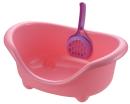 こネコのトイレ ピンク