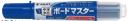 ボードマーカー ボードマスター 中平【ブルー】 WMBM12LCL