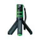 パナソニック(Panasonic) レーザーマーカー 墨出し名人 ケータイ 壁十文字タイプ(水平+鉛直タイプ) 本体・プラスチックケース付 グリーン BTL1100G
