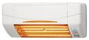 【アウトレット】 高須産業(TSK) 涼風暖房機 脱衣所・トイレ・小部屋用 [非防水仕様] ホワイト SDG-1200GS