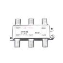 マックステル CS/BS/地デジ対応 5分配器(1端子電流通過型) DYD5A