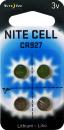 ナイトアイズ ペットリット 交換用リチウム電池 CR927 4個入