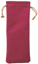 ささえシリーズ 杖収納袋 折りたたみ杖専用 レッド