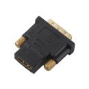 HDMI−DVI変換プラグ VIS-P0302