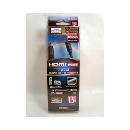 HDMIケーブル HDMI-HDMIマイクロ V1.4 1.5m VIS-C15EU-K
