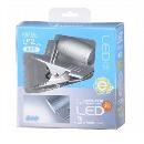 LEDクリップライト LTL−C6N−S シルバー