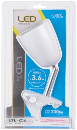 LEDクリップライト ホワイト LTL-C6W(07-4419)