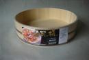 市原木工所 寿司桶(白木) P箍 39cm