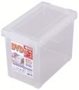 DVDいれと庫 ライト (DVD約16枚収納)