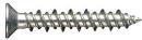 サンコー テクノ PレスアンカーPFVーNC 皿小頭 スチール製 PFV425NC  サイズ:呼び径4mmx長さ25mm