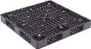 TRUSCO α樹脂パレット 超軽量薄型 1100X1100X125