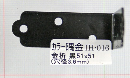 IH-016 カラー隅金 金折 黒 51X51