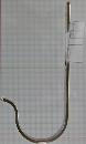WAKI ステンJ型フック 小 100mm 335700