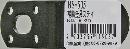 WAKI 補助金具ステイ黒 BS-505 NO5 2281000
