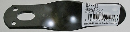 WAKI 補助金具ステイ黒 BS-511 NO11 2282200