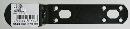 WAKI 補助金具ステイ黒 BS-516 NO16 2283000