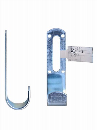 WAKI 補助金具ユニクロJ型 BS-790 32゜X125 572800