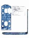 WAKI 補助金具ユニクロL型 BS-772 30X80X80 571000