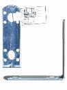 WAKI 補助金具ユニクロL型 BS-77330X100X100 571100