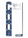 WAKI 補助金具ユニクロL型 BS-782 30X175 572000