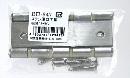 和気産業 ステン厚口丁番 76mm ヘアーライン 4607300