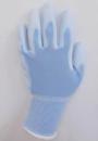 ウレタン背抜き手袋 やわらかフィット Lサイズ 10双組