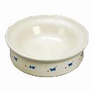 ペティオ 猫専用陶器食器 ドライフード向き毛糸遊び