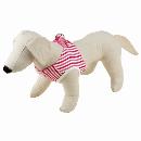 ペティオ ベストハーネスス トライプSS (小型犬) ピンク