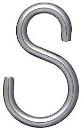 ニッサチェイン ステン Sフック 3.0×30 P-843 電解研磨