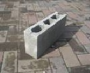 重量コンクリートブロック 1/2コーナー C種 15cm (関東)