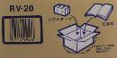 段ボール箱 RV−20 約320x230x210