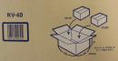 段ボール箱  約490x340x230