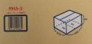段ボール箱 二層ダンボール RHA−3(重量用) 約436x313x320