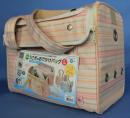 うさぎのおでかけバッグ L  ピンク 375×225×295